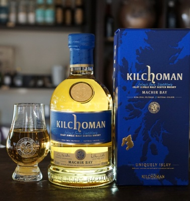Single Malt Islay Whisky Kilchoman Machir Bay 0,7l